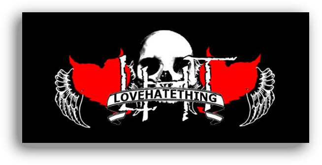 love hate thing band logo