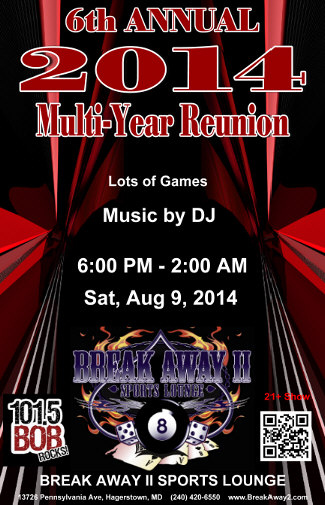 6th annual multiyear reunion