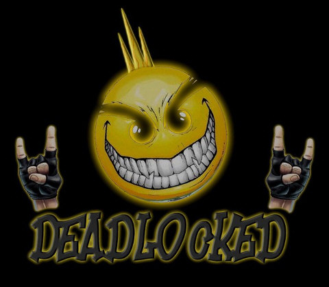 deadlocked band logo