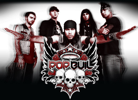 Pop Evil is the Top of Rock