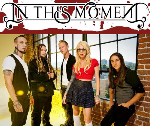 In This Moment Band Poster