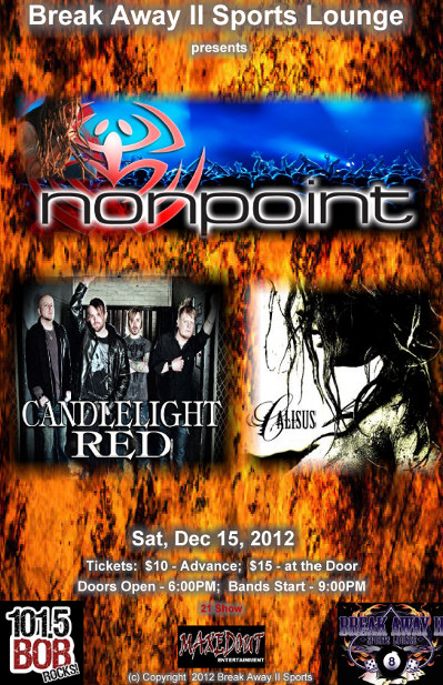 NonPoint Candlelight Red poster image