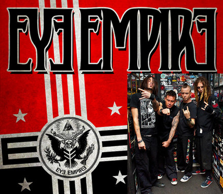 Eye Empire at Break Away II Sports Lounge banner