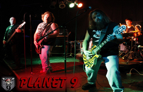 Planet 9 Band with name image