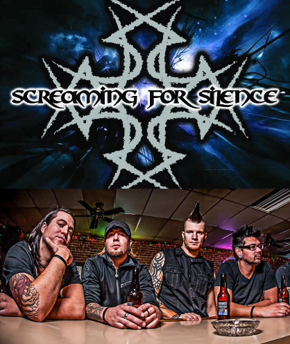 Screaming for Silence band photo