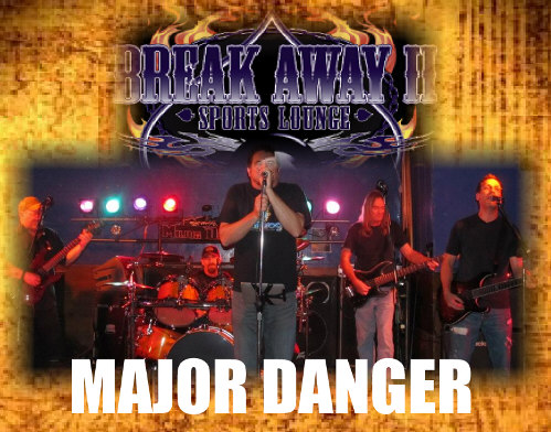 Major Danger band image